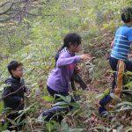 SDGsのために子どもたちに自然の中で遊ぶ時間を