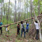 2021年春の森冒険キャンプ募集【募集終了しました!】