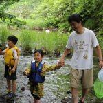 子どもの自然体験で大切な事